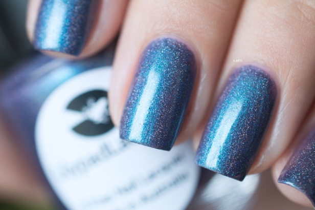 Lilypad Lacquer_Out in space_Aurora australis_05