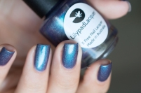 Lilypad Lacquer_Out in space_Aurora australis_06