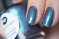Lilypad Lacquer_Out in space_Aurora australis_07