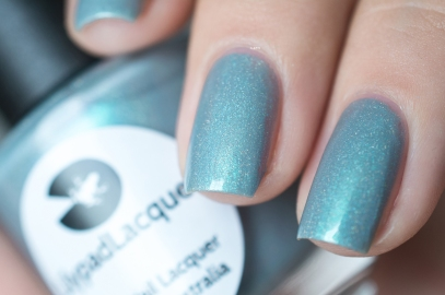 Lilypad Lacquer_Out in space_Aurora borealis_06