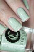 Cirque Colors_Speckled and sparkled_The speckles_Mint chip_03