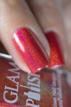 Glam Polish_No Lei-Overs!_Hibiscus hideway_04