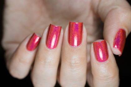 Glam Polish_No Lei-Overs!_Hibiscus hideway_05