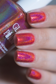Glam Polish_No Lei-Overs!_Hibiscus hideway_09