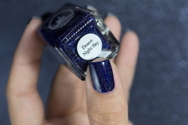 Enchanted Polish_Iparallaxe collaboration shade_Desert night sky_06