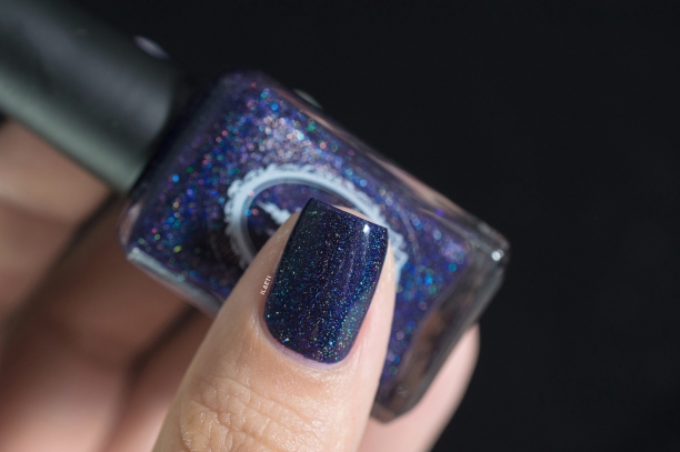 Enchanted Polish_Iparallaxe collaboration shade_Desert night sky_13