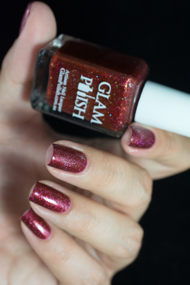 Glam Polish_The King collection part 2_Burning love_05