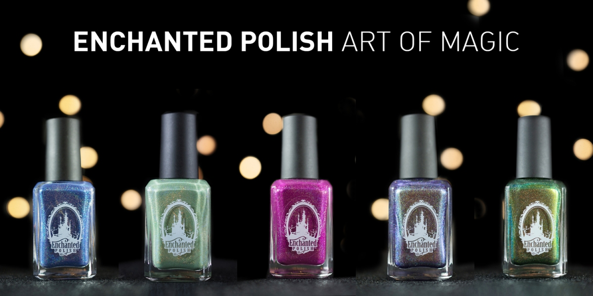 Enchanted Polish - Art of Magic collection