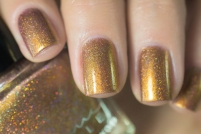 Femme Fatale Cosmetics_Neon Demon_Defiled in gold_04