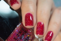 Live Love Polish_Holographic Glitters_Sangria_06